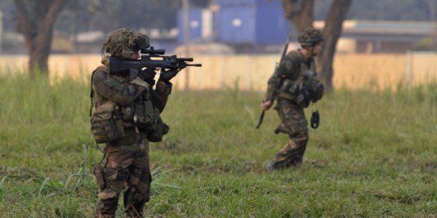 Centrafrique: la France envoie 400 soldats de plus et porte ainsi ses effectifs à