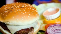McDonald's lance un burger