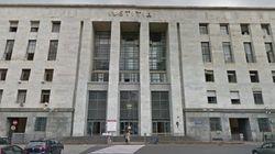 Un homme ouvre le feu au tribunal de Milan, trois