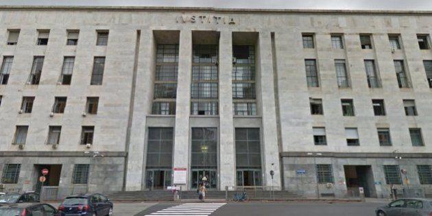 Fusillade à Milan: un homme ouvre le feu au tribunal, trois