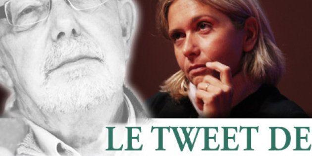 Le tweet de Jean-François Kahn - Le froid tue, Hollande complice