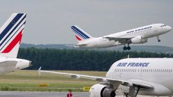 Le corps d'un passager clandestin tombe d'un avion Air