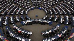 Grave malaise du vice président du Parlement Européen, Georgios Papastamkos au milieu de