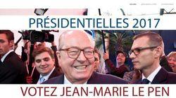 Le canular qui annonce Le Pen candidat en