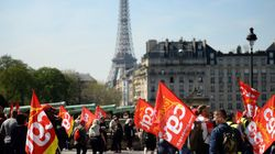 Manifistation anti-austérité: 32.000 manifestants à Paris selon la