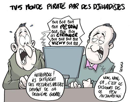 Tv5Monde piraté: mais pour