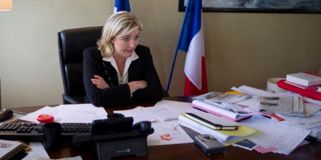 Front national: bureau exécutif, bureau politique... Comment ça