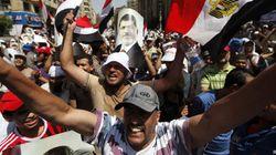 Le sort de Mohamed Morsi au coeur des