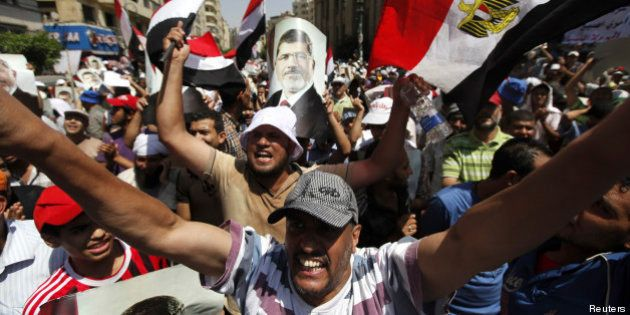 Egypte: le sort de Mohamed Morsi divise et