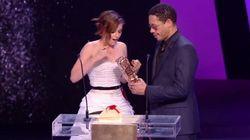 JoeyStarr et l'ennui: Kristen Stewart raconte sa cérémonie des
