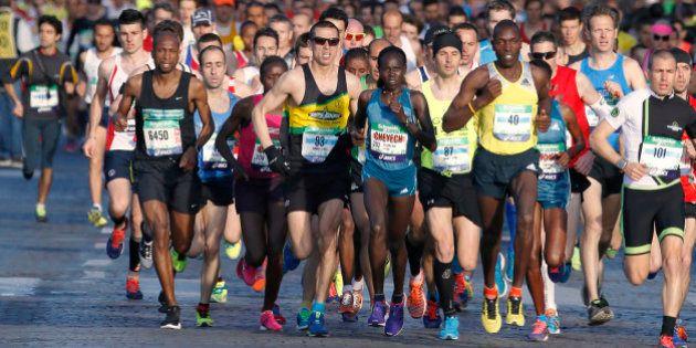 Marathon de Paris 2015: vous n'aimez pas courir? Ce n'est pas la fin du