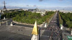 Les marathoniens de Paris doivent-ils s'inquiéter de la pollution (pour leur santé et leurs performance)