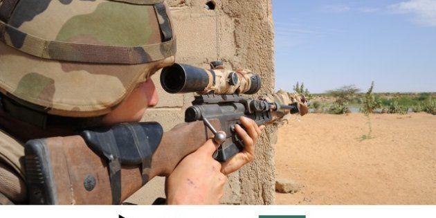 Terrorisme au Mali: 45% des Français soutiennent la stratégie de la fermeté [YouGov Itélé Le