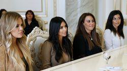 Kim Kardashian rencontre ses cousines en