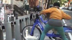 Le Vélib' new-yorkais et ses bugs se font épingler sur
