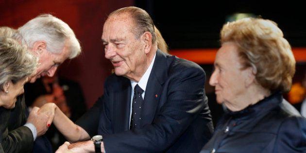 Jacques Chirac va bien et est rentré chez lui après une intervention
