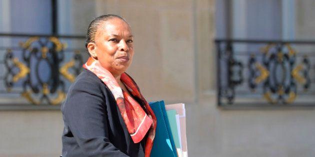 Christiane Taubira confirme l'abandon de la déchéance de nationalité dans la réforme