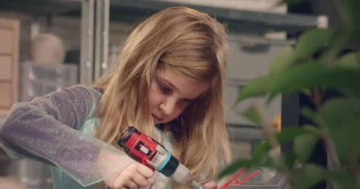 prix compétitif 9b851 80936 La nouvelle publicité de Super U sur les jouets unisexes ...