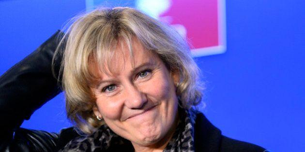 Européennes 2014: Nadine Morano sera tête de liste dans le Grand