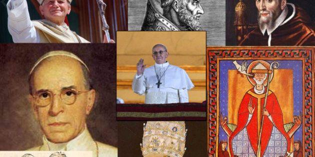 Pape François 1er, Jorge Mario Bergoglio, est le 266e