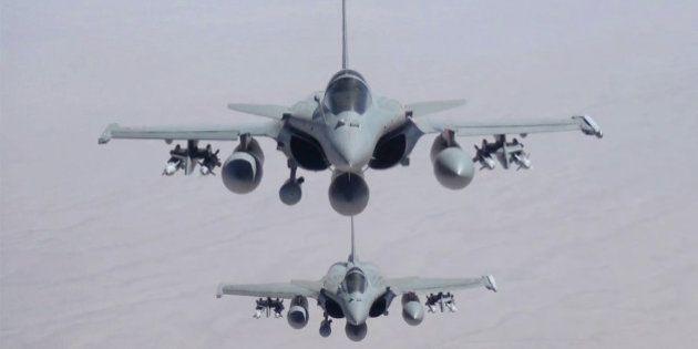 Rafale: L'Inde commande 36 appareils à la