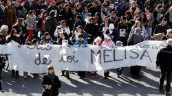 Marche blanche pour Mélisa, morte dans l'incendie d'un camp de Roms à