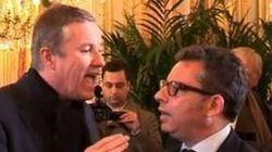 Dupont-Aignan à un journaliste :
