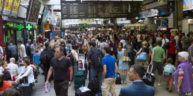 TGV Paris-Bordeaux: reprise complète du trafic après une interruption de plusieurs