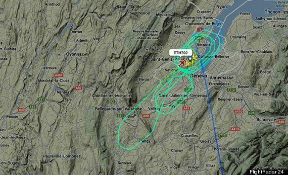 Arrestation à Genève d'un pirate de l'air qui avait détourné un vol entre l'Éthiopie et
