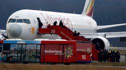 Un copilote détourne un avion et se fait arrêter à