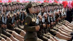 Corée du Nord : les photos impressionnantes de la parade