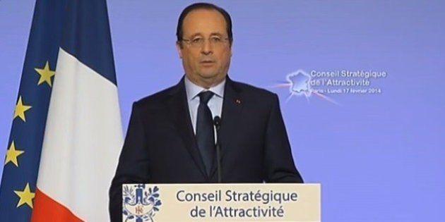 Attractivité: comment Hollande veut séduire les capitaux