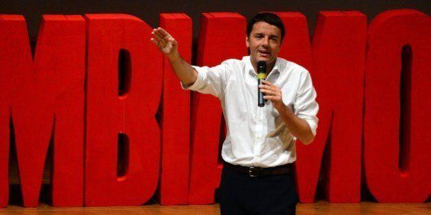 Matteo Renzi, futur premier ministre d'Italie pressé d'arriver au