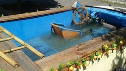 La piscine la plus cool du