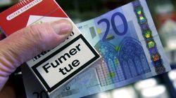 Cigarettes: hausse des prix de 20 centimes le 6