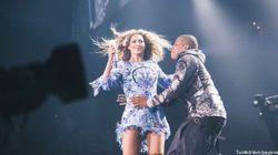 Jay-Z surprend Beyoncé pendant un