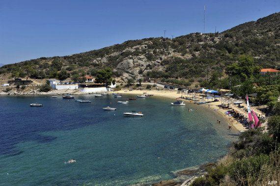 Grèce: avec les tensions en Tunisie et en Égypte, le tourisme au beau fixe pour l'été