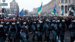 Ukraine : après avoir donné l'assaut, la police se retire à