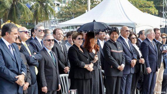 PHOTOS. Rio de Janeiro: le pape François célèbre la fin des JMJ devant 3 millions de fidèles sur la plage...