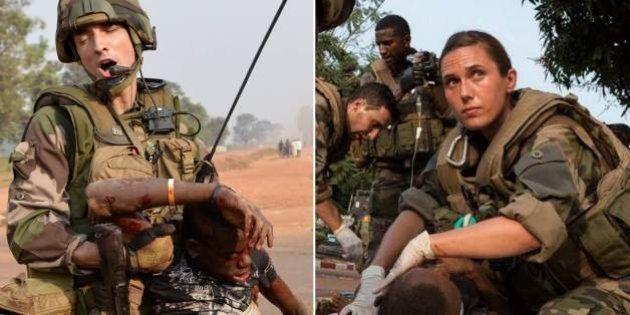 IMAGES - Centrafrique: la guerre selon qu'elle est photographiée par l'AFP ou par