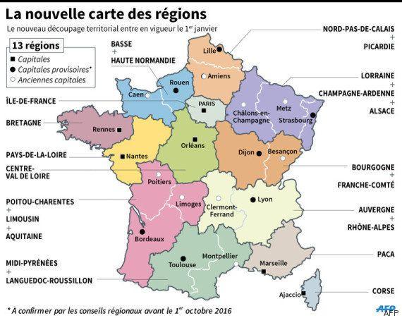 Nouvelles régions, prime d'activité, tarifs du gaz... ce qui change le 1er janvier