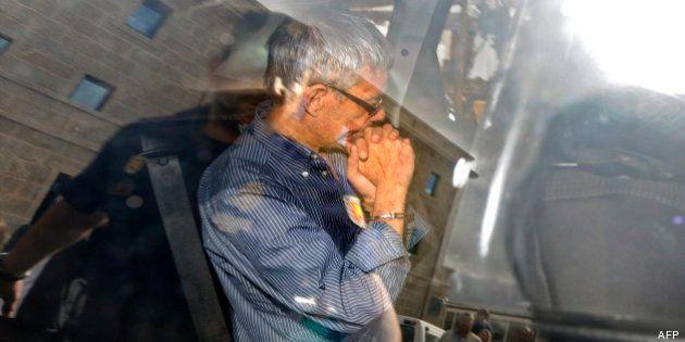 Déraillement du train en Espagne: le conducteur mis en examen mais laissé