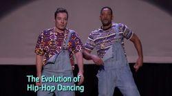 Will Smith interprète les meilleures danses hip-hop (et les