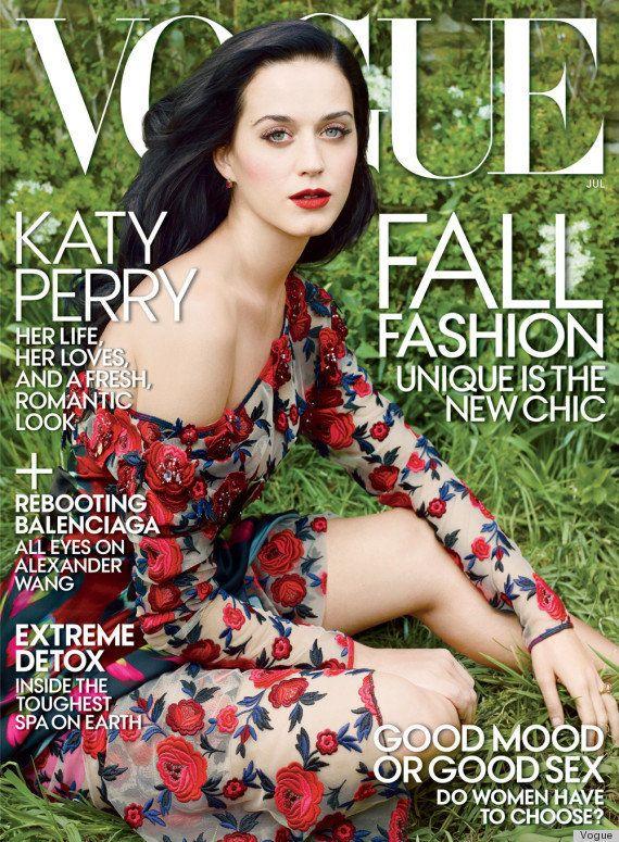 Le régime de Katy Perry pour la couverture de