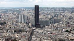 Tour Montparnasse : de l'amiante dans les gaines