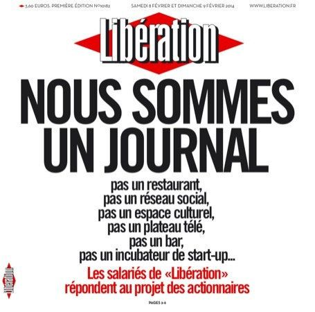 Libération: point