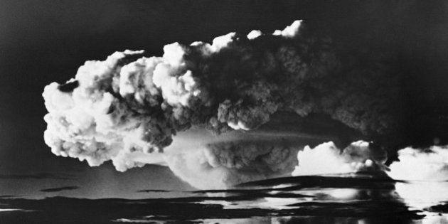 Aux États-Unis, une bombe nucléaire a failli exploser en 1961 révèle le