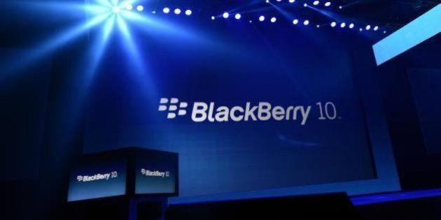 La chute de BlackBerry: supression de 4500 emplois, soit 40% de son