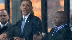Cérémonie pour Mandela : l'interprète en langage des signes était un