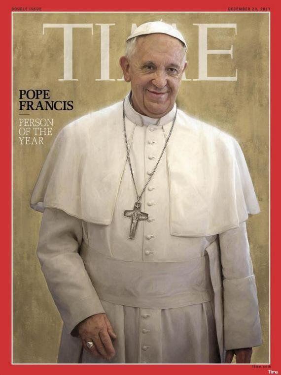 Le pape François élu